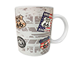 Route 66 Sign Collage Mug