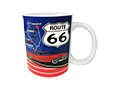 Route 66 Flag Map Mug