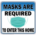 Mask Wearing Home
